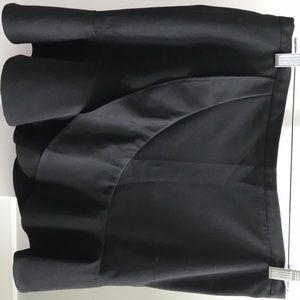 BCBG Maxazria black shirt. Size 6 never worn.